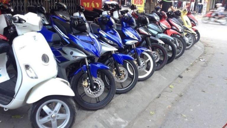 Thuê xe máy Trần Đình Châu