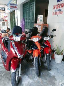 Thuê xe máy Tuy Hòa Phú Yên