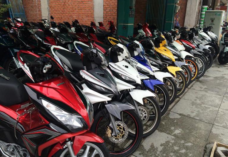Dịch vụ thuê xe máy Vĩnh Long được nhiều người lựa chọn