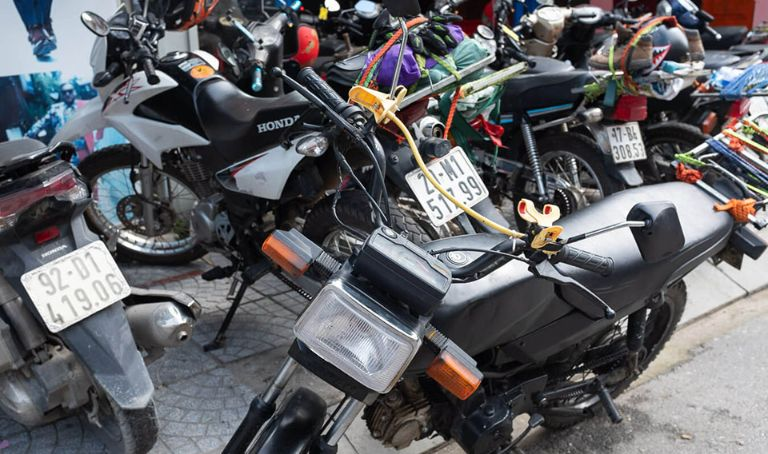 vấn nạn thuê xe máy giá rẻ