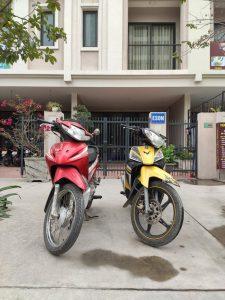 Địa chỉ cho thuê xe máy Bắc Giang