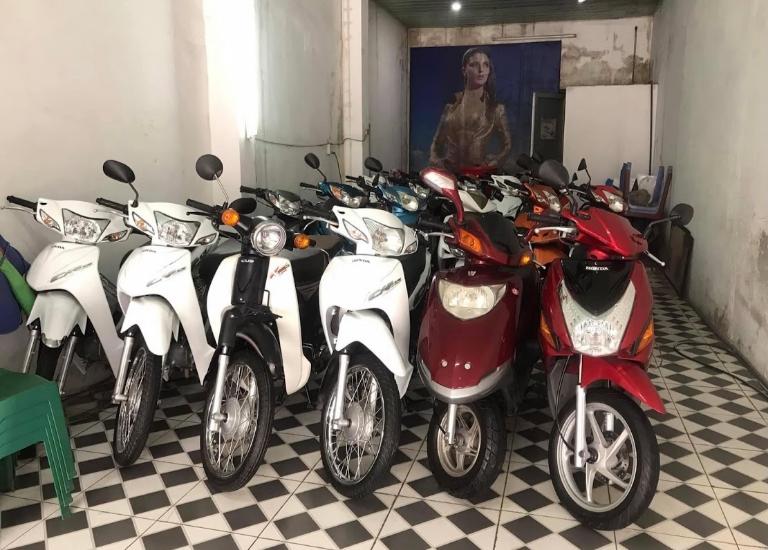 Kiếm Anh - cửa hàng thuê xe máy Bắc Giang uy tín