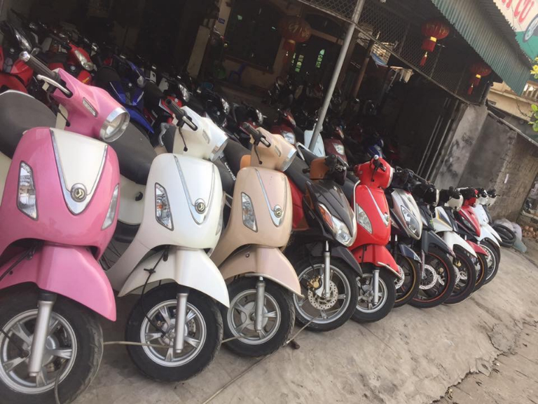Trường Sơn - cửa hàng cho thuê xe máy Bắc Giang siêu tiết kiệm