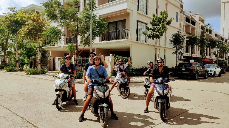 Thuê xe máy Bắc Giang là lựa chọn của nhiều du khách