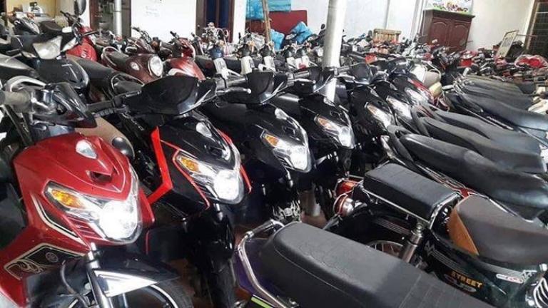 Văn Khánh - địa chỉ thuê xe máy Việt Yên Bắc Giang đáng tin cậy
