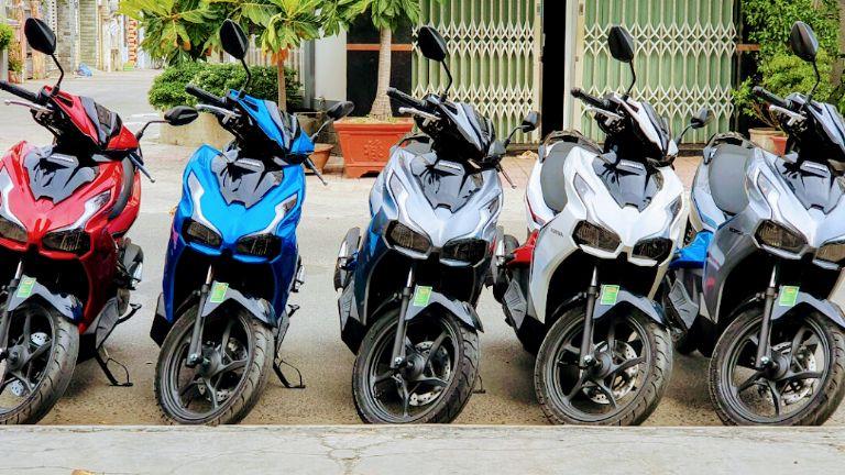 Thuê xe máy Bắc Kạn uy tín