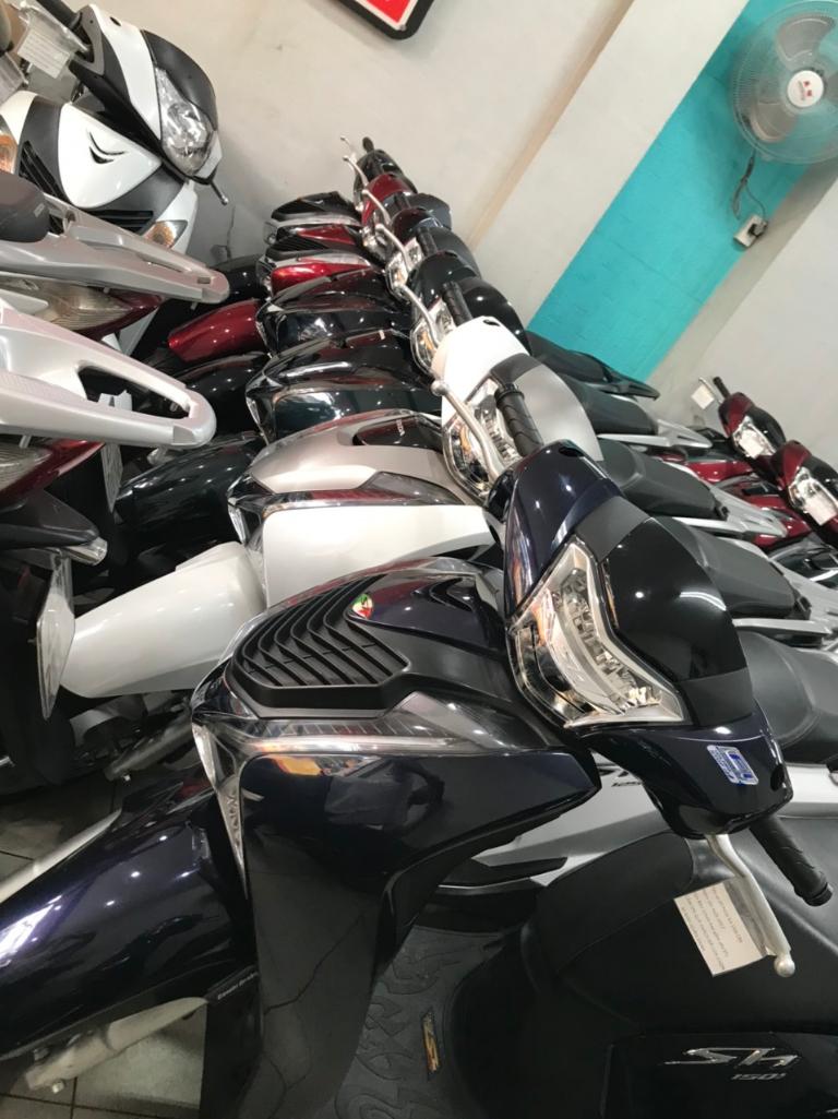 Dịch vụ cho thuê xe máy tại Quế Võ Bắc NInh