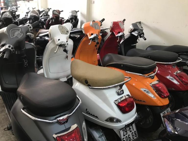 Hoa Tuấn - Địa chỉ cho thuê xe máy Bắc Ninh đáng tin cậy