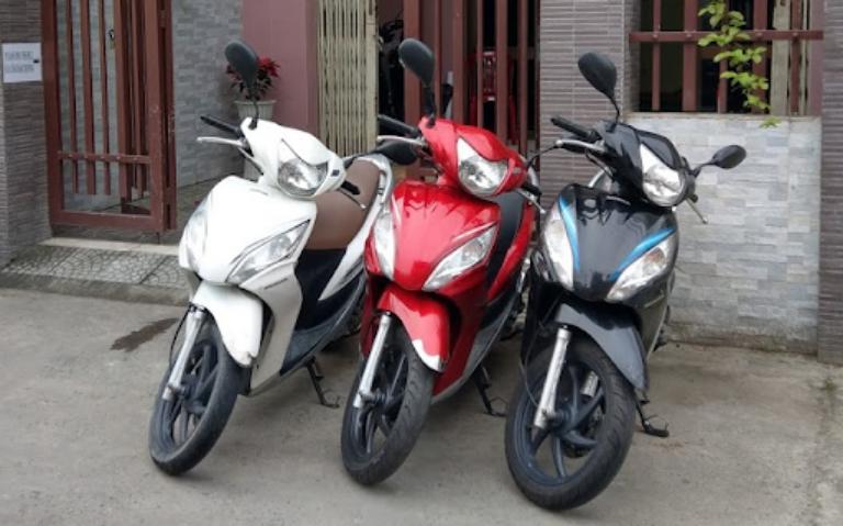 Anh Cường - Thuê xe máy Bắc Ninh giá tốt