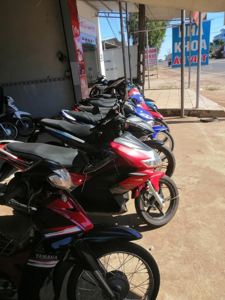 Nhà nghỉ Như Quỳnh là địa chỉ cho thuê xe máy uy tín