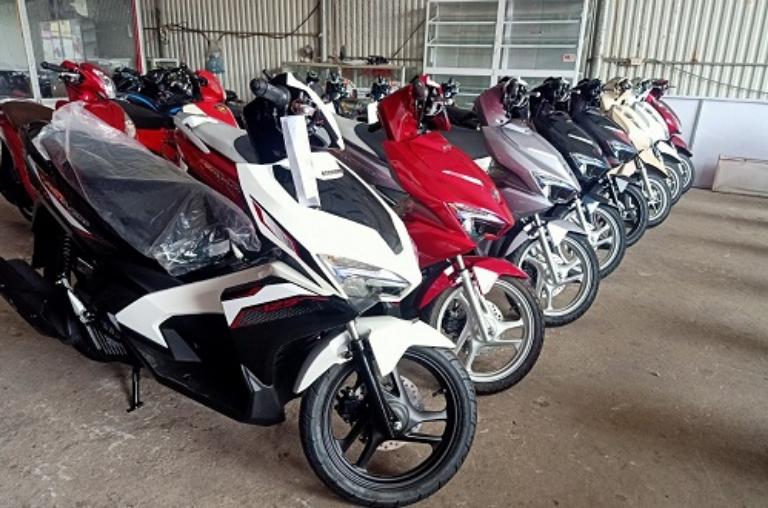 Phương Tang - cho thuê xe máy Bình Phước chất lượng