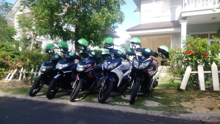 Cho thuê xe máy Mũi Né