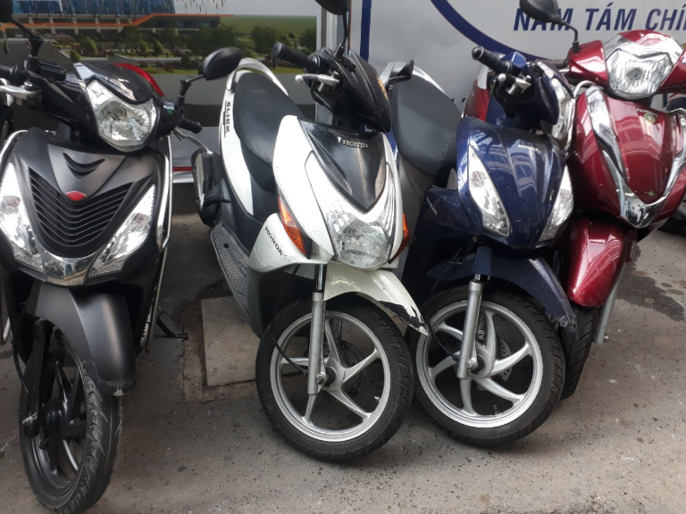 Thanh Phong cho thuê xe máy giá tốt