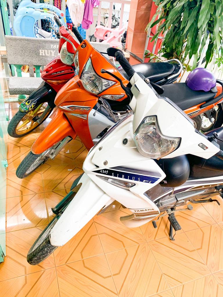 Liên Hương cho thuê xe máy tại Tuy Phong Bình Thuận