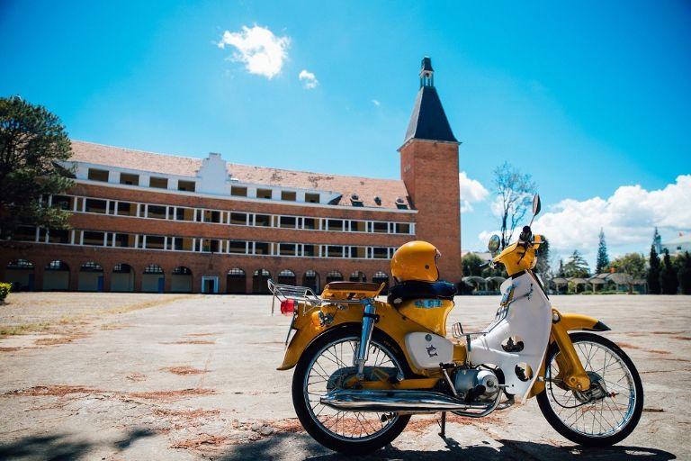 Khám phá Đà Lạt bằng xe máy