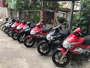 Những địa chỉ thuê xe máy Đồng Nai chất lượng