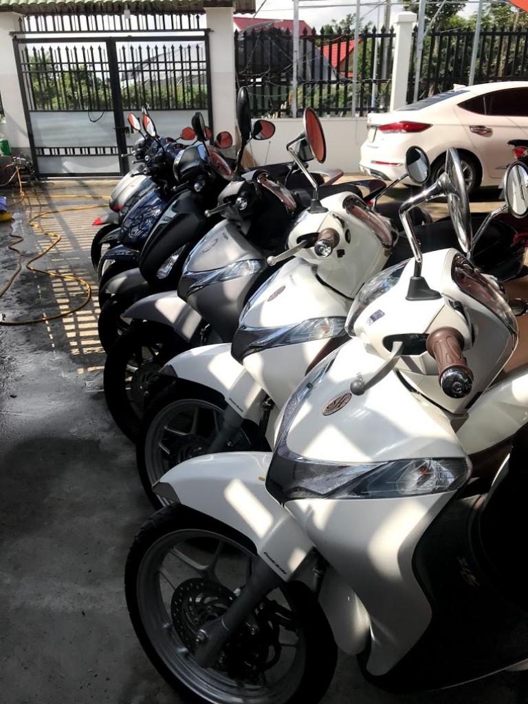 Chị Lan - Cơ sở cho thuê xe máy Đồng Tháp chất lượng