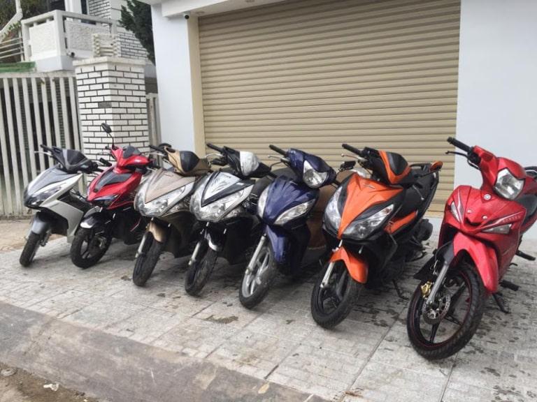 Cửa hàng thuê xe máy Đồng Tháp với nhiều ưu đãi