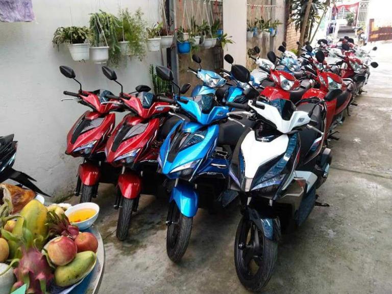 Thành Đại - Cho thuê xe máy Quy Nhơn chất lượng