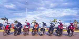 Thuê xe máy FLC Quy Nhơn