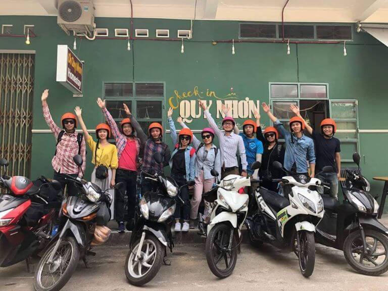 Rỗng Motorbike là địa chỉ thuê xe máy chất lượng