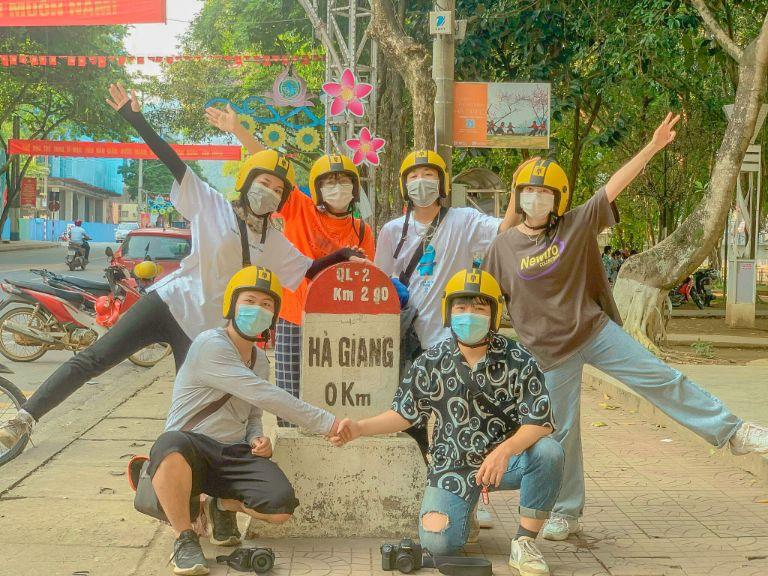 Thuê xe máy Hà Giang MOTOGO