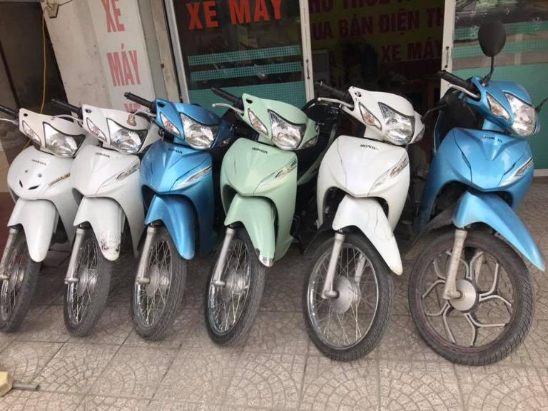 Bình Ming cho thuê xe máy Hà Nam chất lượng