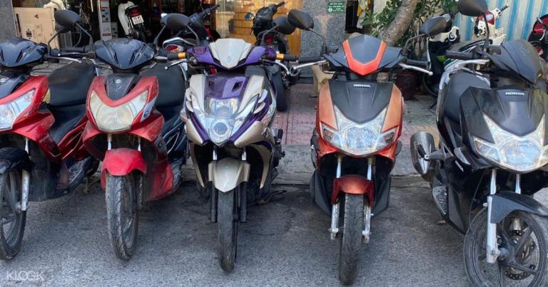 Hoa Đô Hotel - Cho thuê xe máy Hà Tĩnh chất lượng