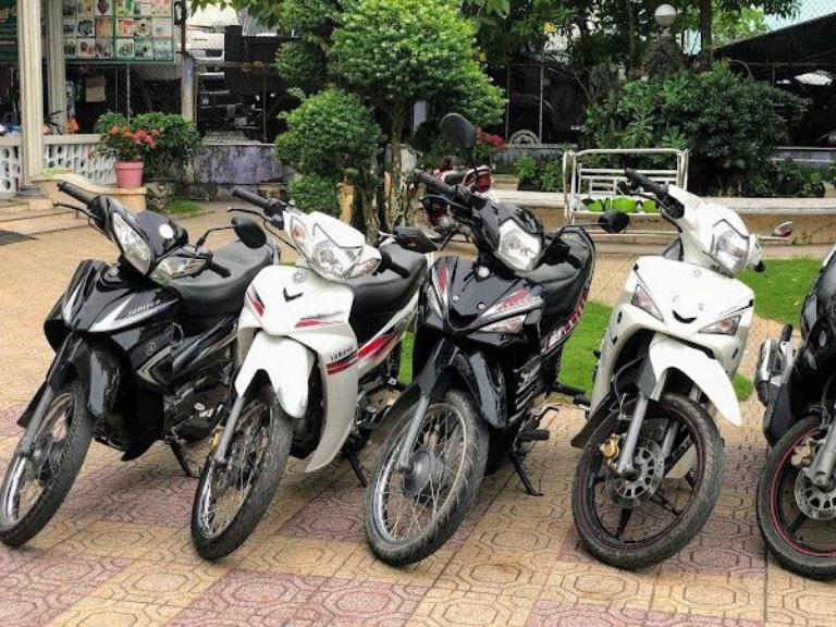 Hà Thanh - Địa chỉ thuê xe máy đáng tin cậy