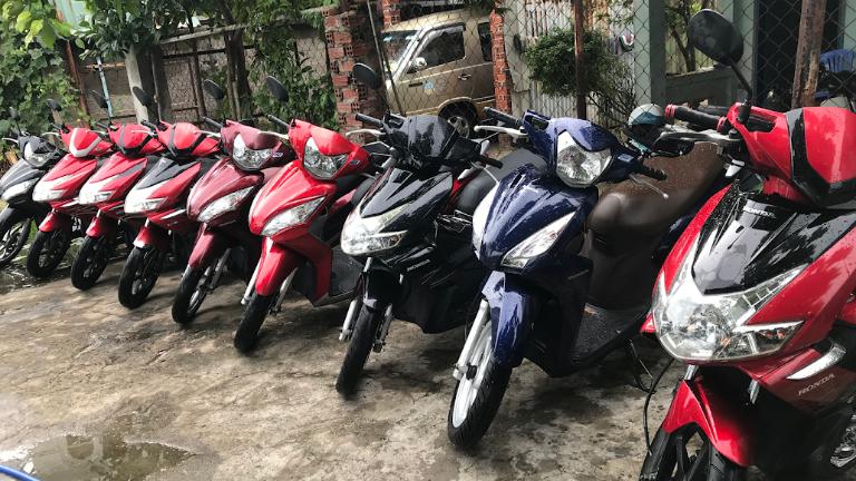 Tân Hương - cửa hàng thuê xe máy chất lượng tại Hải Dương