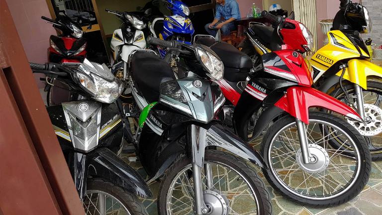 Hải Châu là địa chỉ cho thuê xe máy Hòa Bình chất lượng