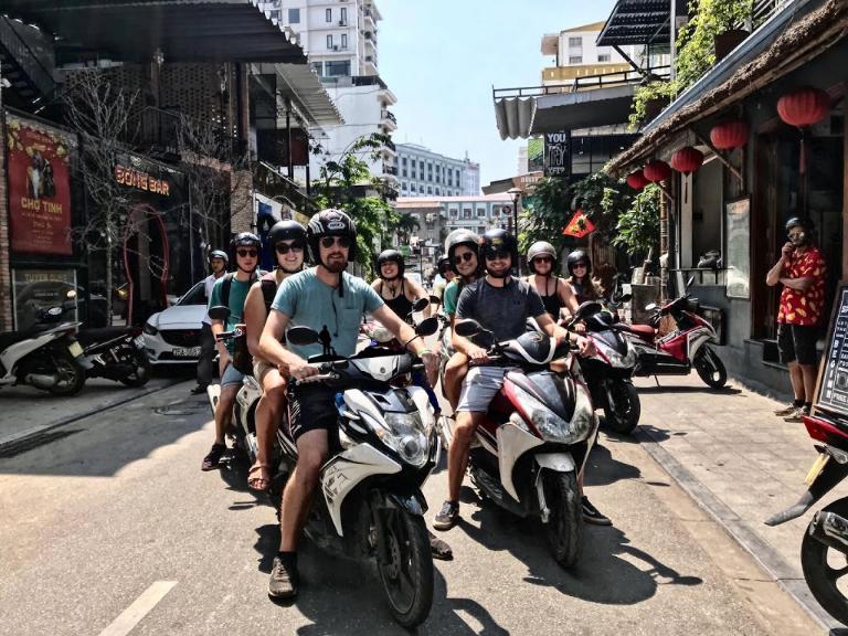 thuê xe máy quận Liên Chiểu Đà Nẵng