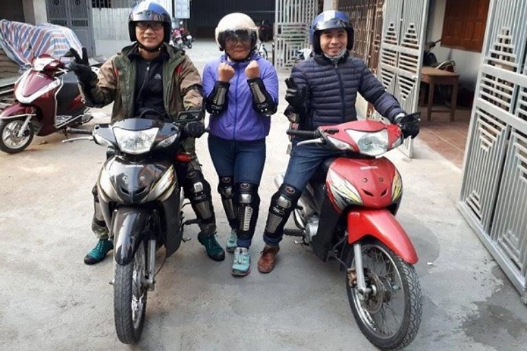 Hoa Sữa cho thuê xe máy Lai Châu uy tín