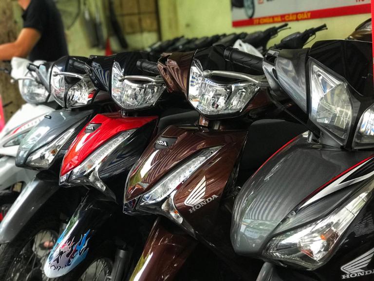Phúc An - thuê xe máy Lai Châu cực chất