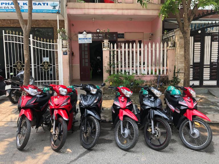 Thuê xe máy tại lai Châu chất lượng