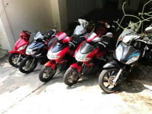 Địa chỉ thuê xe máy Lai Châu chất lượng