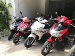 Những địa chỉ cho thuê xe máy Nam Định uy tín