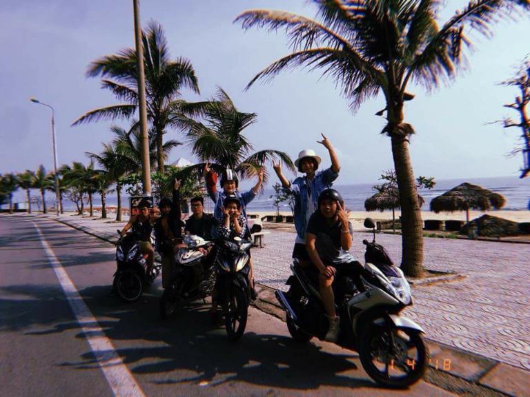 thủ tục thuê xe máy Quy Nhơn