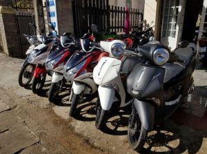 Địa chỉ cho thuê xe máy Sóc Trăng đáng tin cậy
