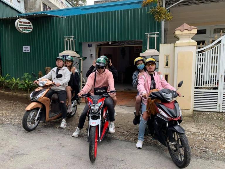 Tín Hòa hotel - Cho thuê xe máy Sóc Trăng tiện lợi