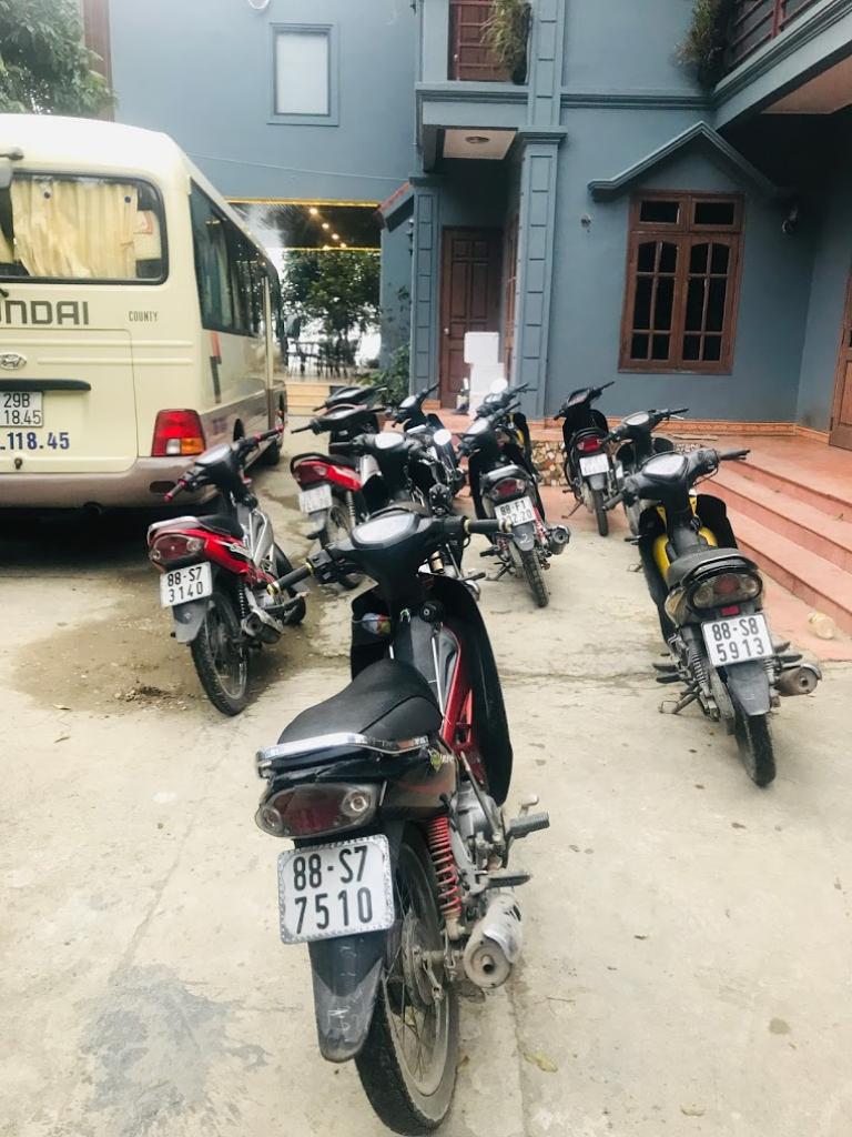 Ngọc Lan cho thuê xe máy đi Tam Đảo