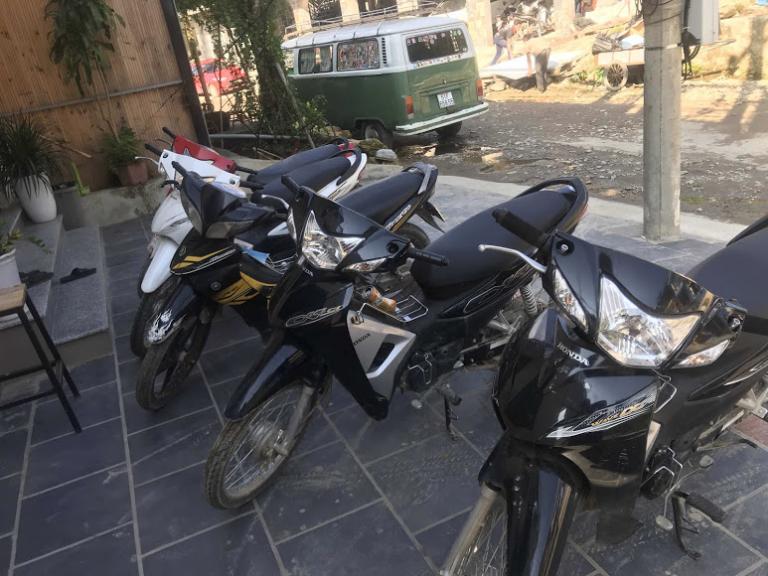 Thái Dương cho thuê xe máy uy tín