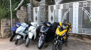 Top 05 địa chỉ thuê xe máy Thái Bình