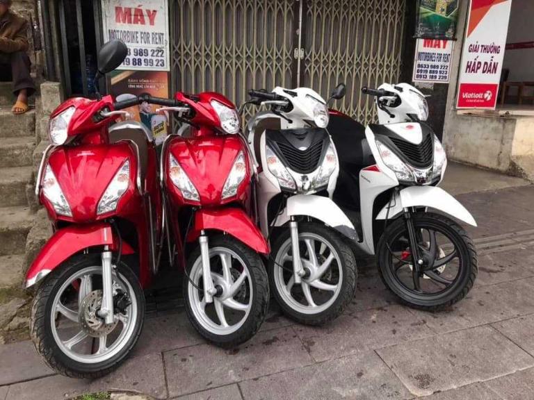 Hương Việt - cho thuê xe máy Hà Nam tiện lợi