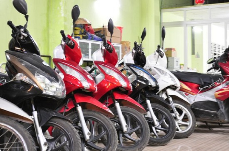 Minh Việt -cho thuê xe máy Thái Nguyên chất lượng