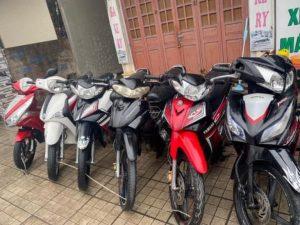 Thuê xe máy Thái Nguyên