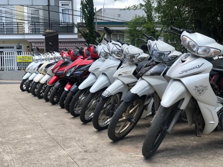 Vinh Motorbike - cho thuê xe máy Trà Vinh chất lượng