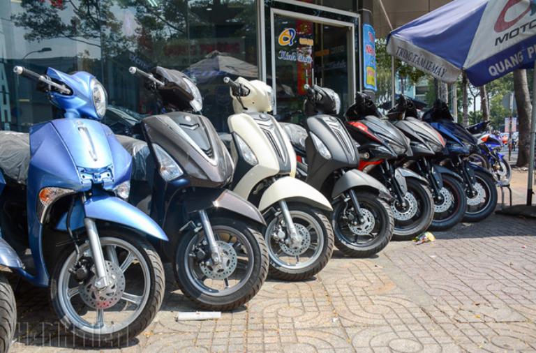3 địa chỉ thuê xe máy Trà Vinh chất lượng