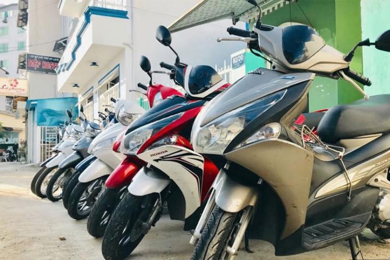 Thuê xe máy tại Tuyên Quang uy tín