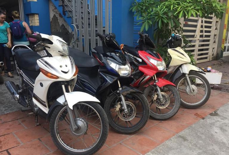 Mai Dung - Địa chỉ cho thuê xe máy Bắc Kạn uy tín